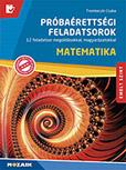Próbaérettségi feladatsorok - Matematika - Emelt szint